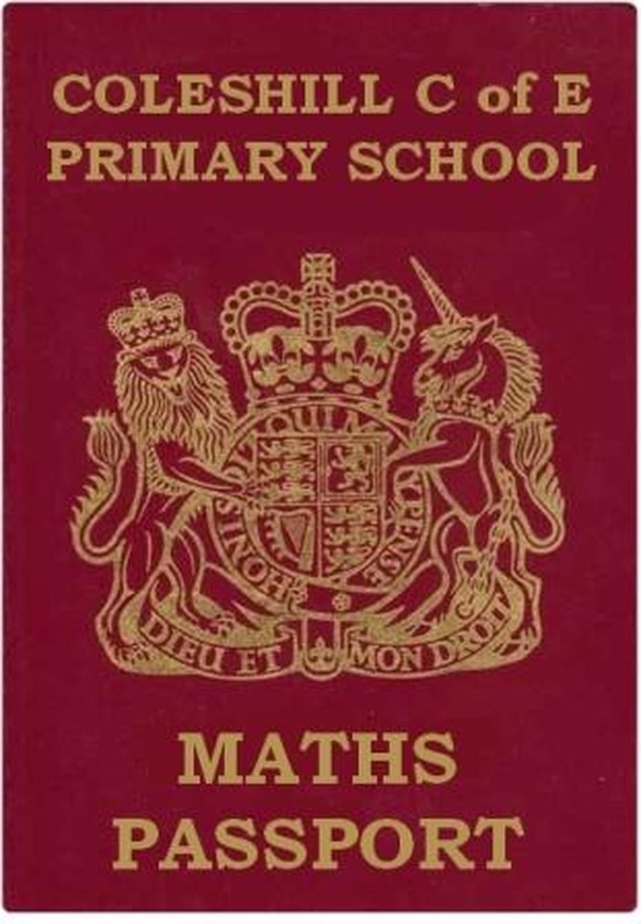 Maths Passport