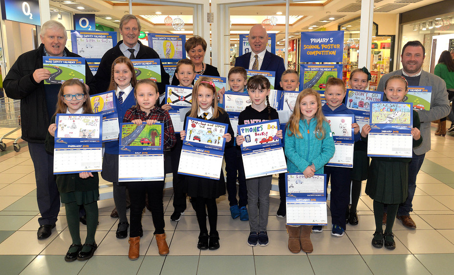 Road Safety Calendar Winners