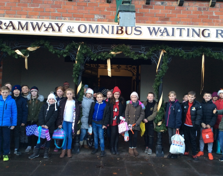 Year 6 Visit Beamish