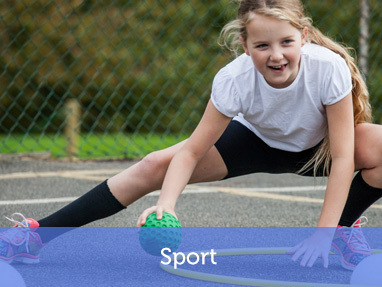 PE and sport