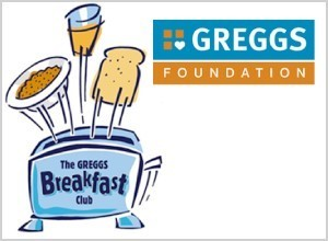 Image result for greggs foundation breakfast club