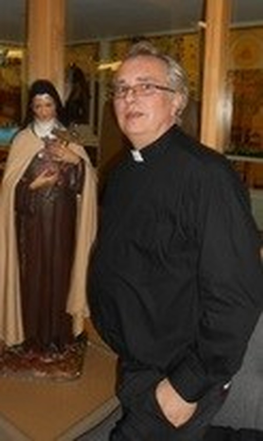 """newell catholic singles Today, casper's catholic community still boasts some of the """"old irish"""" and is  guided  it was a single story structure which would serve as a general  on  september 24, 1950, bishop newell came to casper to preside over the blessing ."""