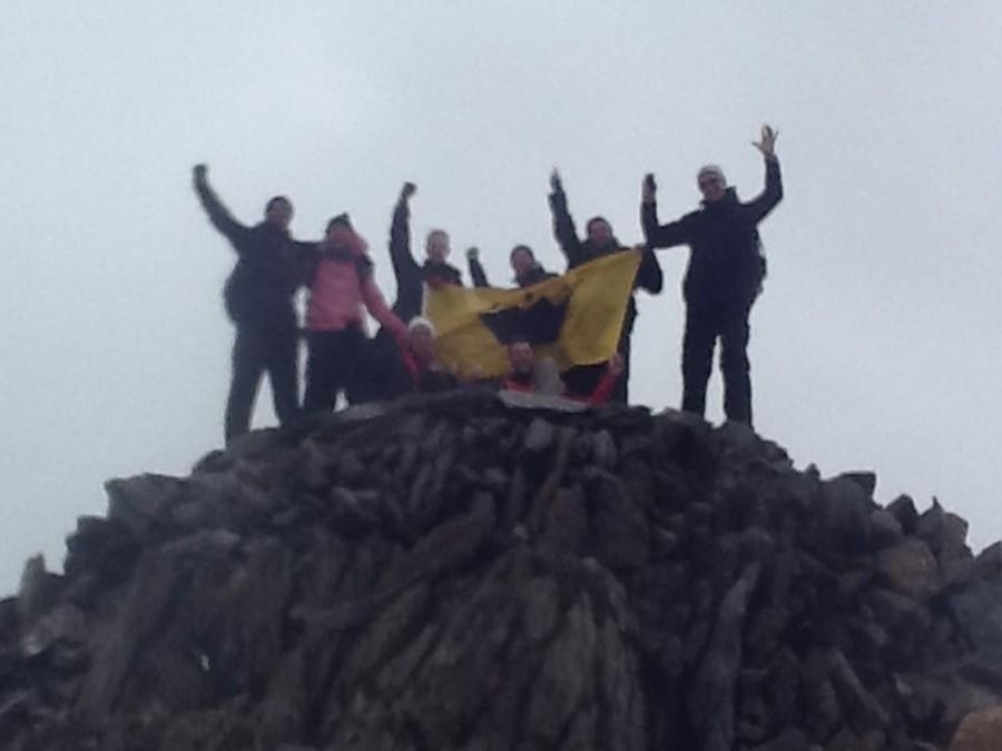 The Three Peak Challenge
