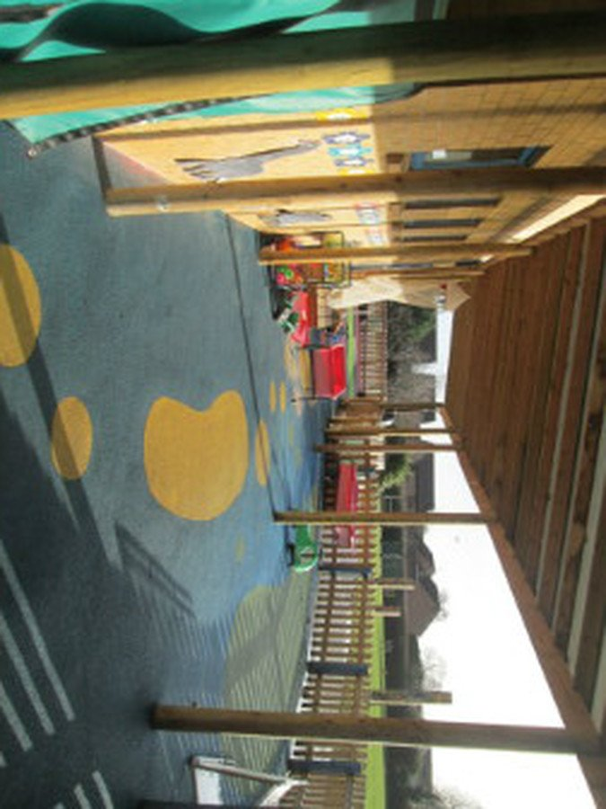 Our outside classroom