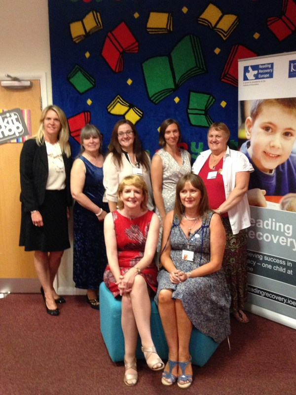 The Reading Recovery Group from Coventry