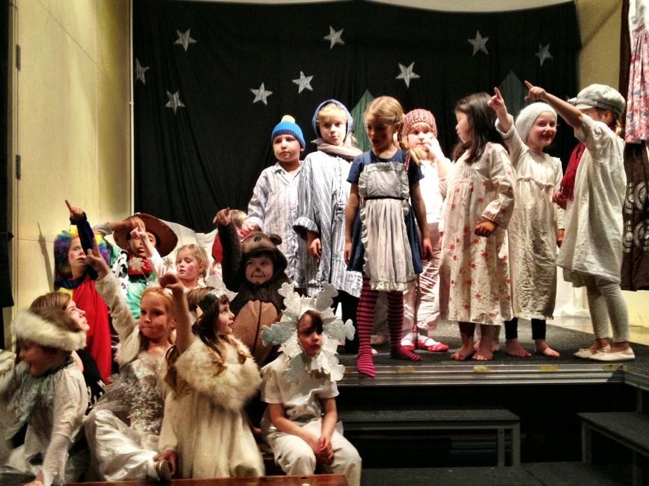 Y1 & Y2 Christmas Play
