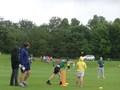Girls Kwik Cricket Team June 2014
