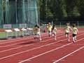 The Sheepmount Athletics Track