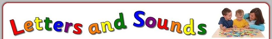 phonics letters and sounds