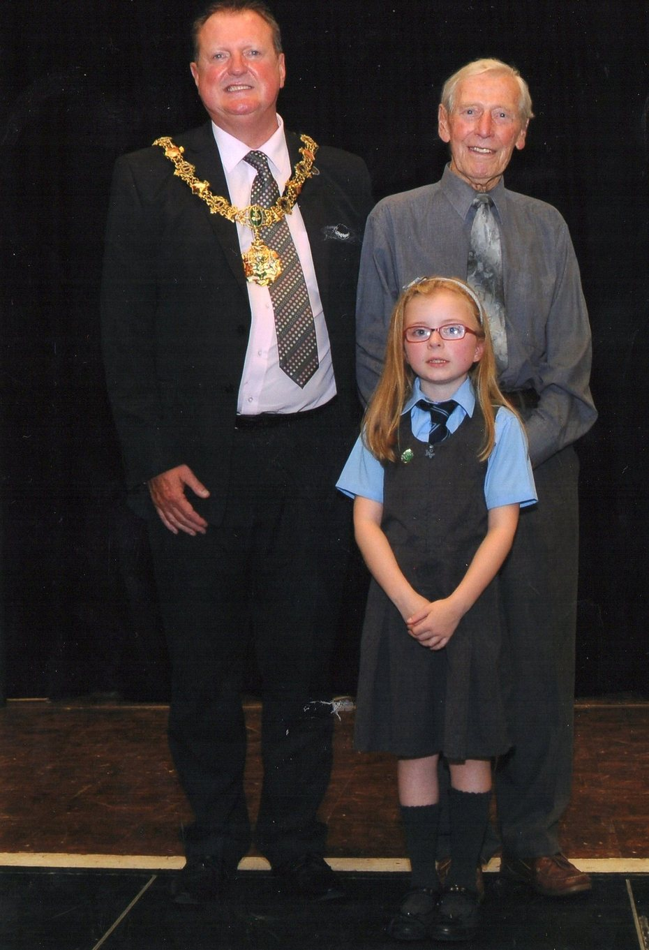 Mayor of Wirral and Civic Awardee