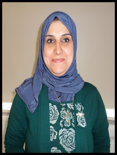 Suaad Mohammed- Early Years Practitioner