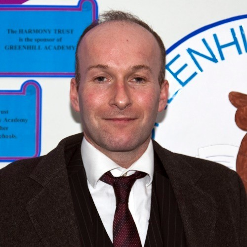 Mr Antony Hughes