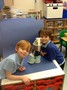 Models are some of the children's favourite things to make.