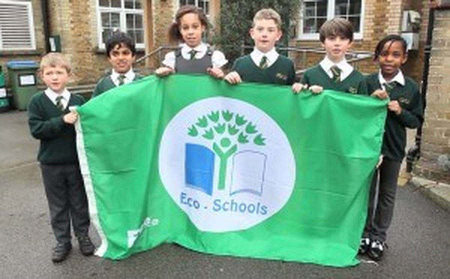 Eco Schools Green Flag