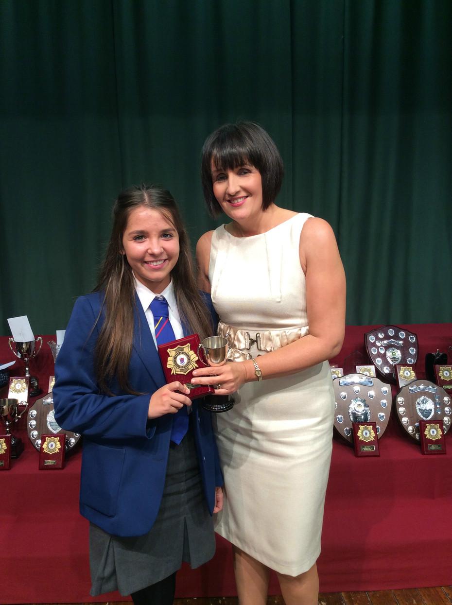Top GCSE Student 2014