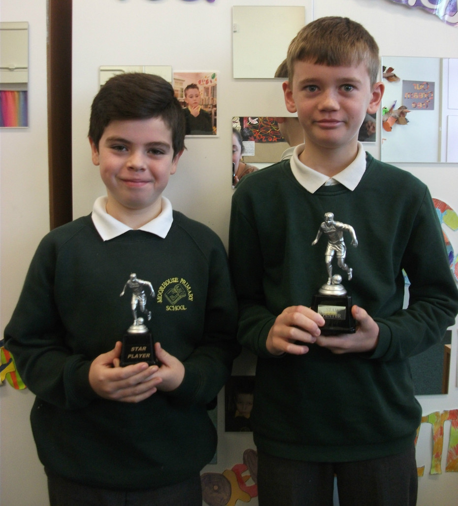 Moorhouse Primary School Sport Awards
