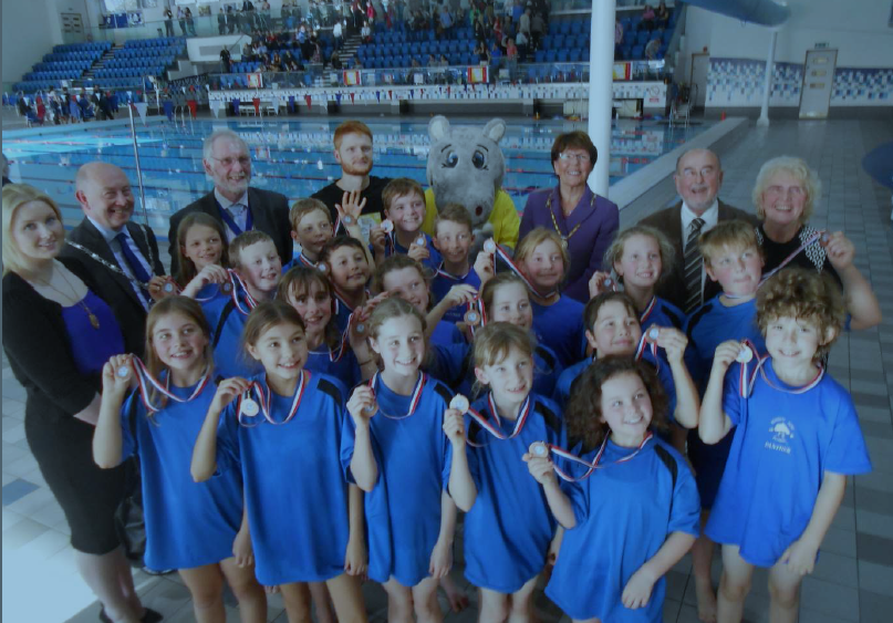 rossett acre primary school sports events