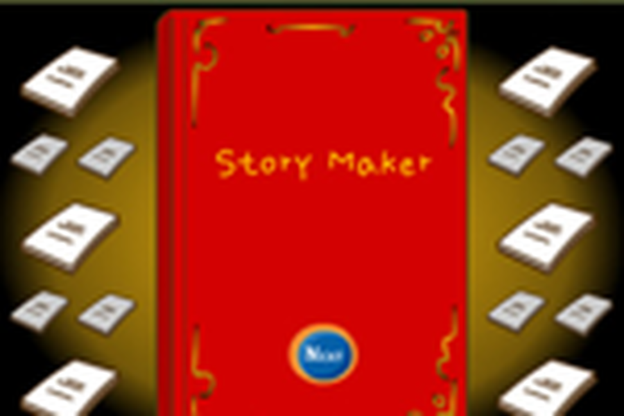 Story Maker Do you like writing?  You can create your own stories here