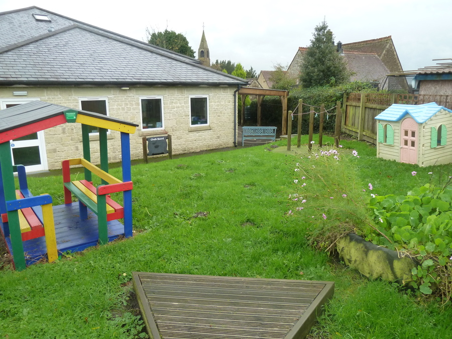 The Reception Play Area