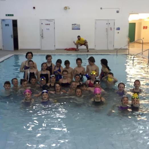 Westbury On Trym Cofe Academy Wot Swim Team