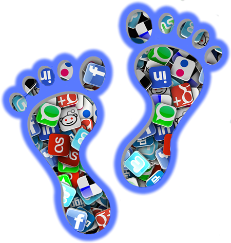 chattenden primary school digital footprint