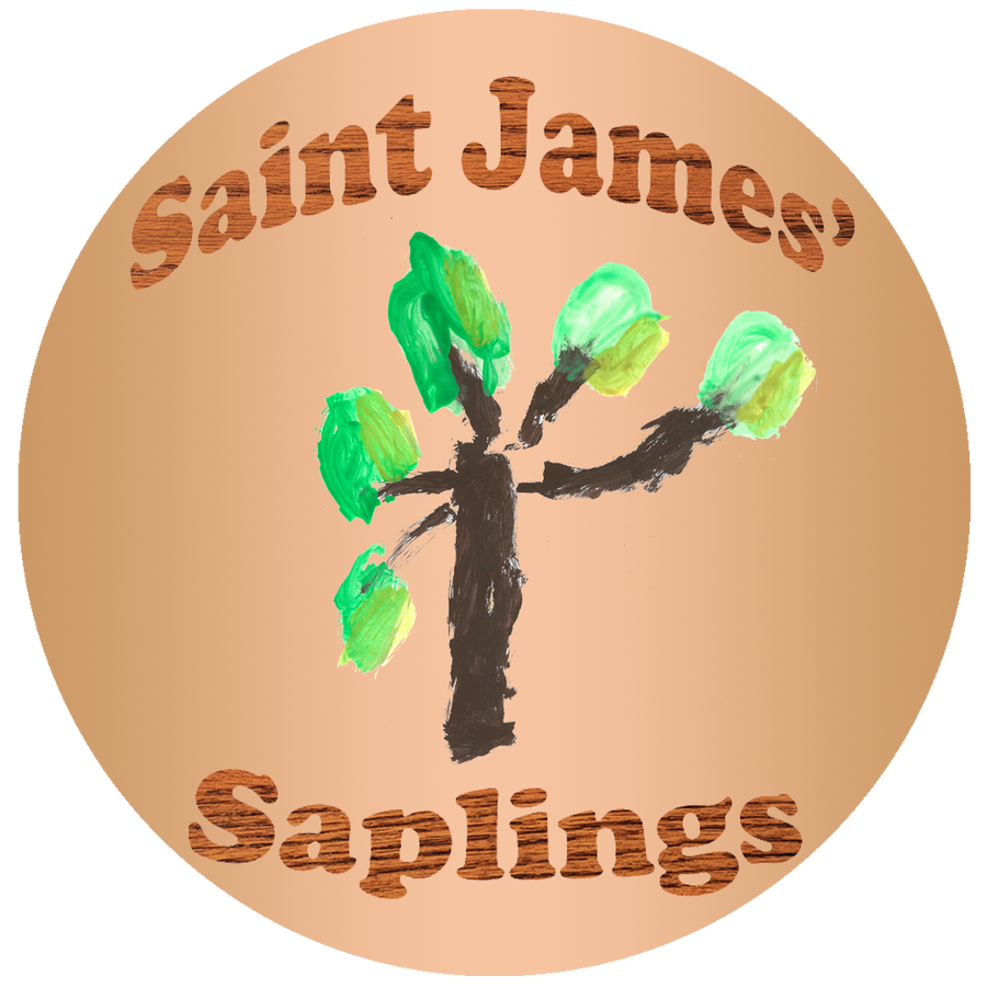 Click here to visit Saint James' Saplings website