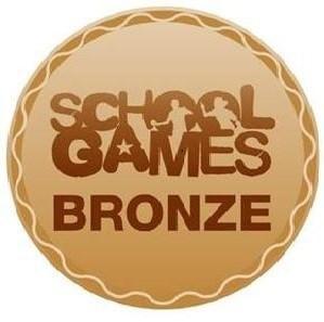 School Games Bronze Award