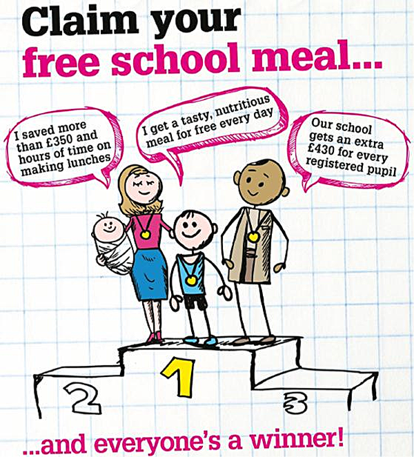 Free School Meal Application