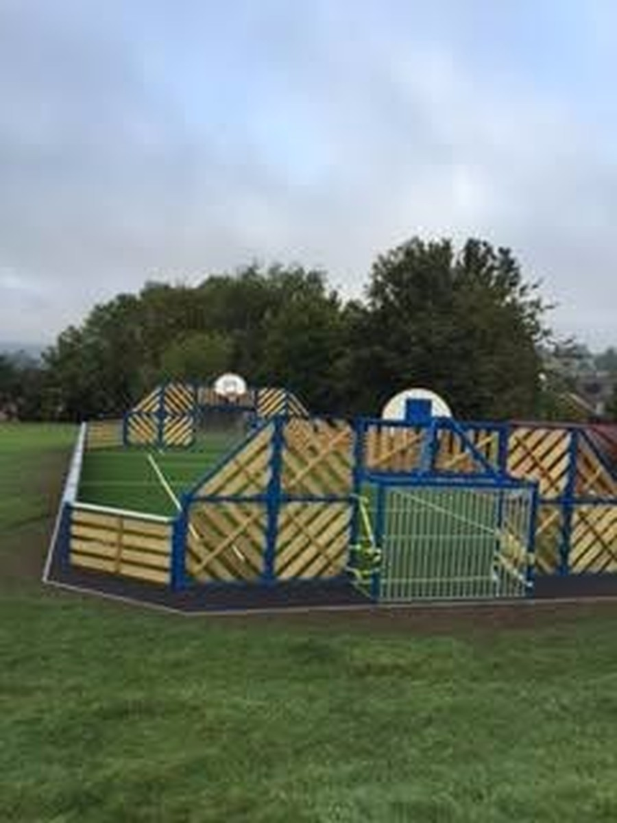 Our New Muga