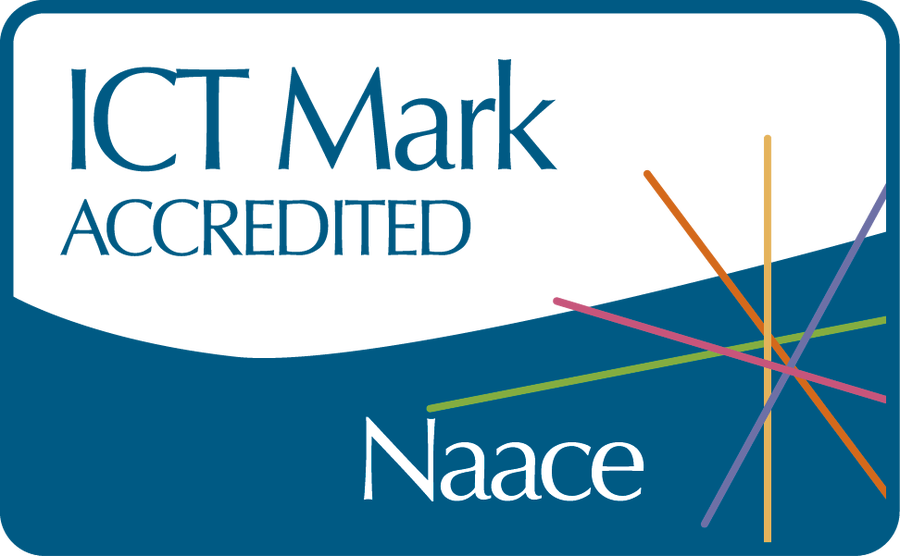 WE ARE NOW AN ICT MARK SCHOOL!