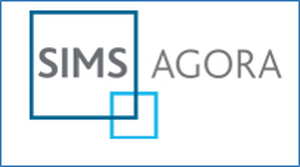 Image result for SIMS agora logo