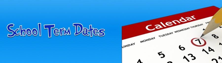Reading college term dates