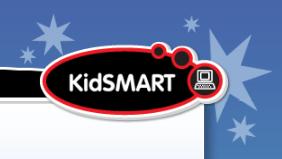 Kidsmart website
