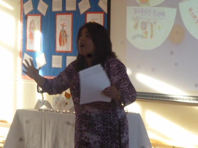 Ms Chopra