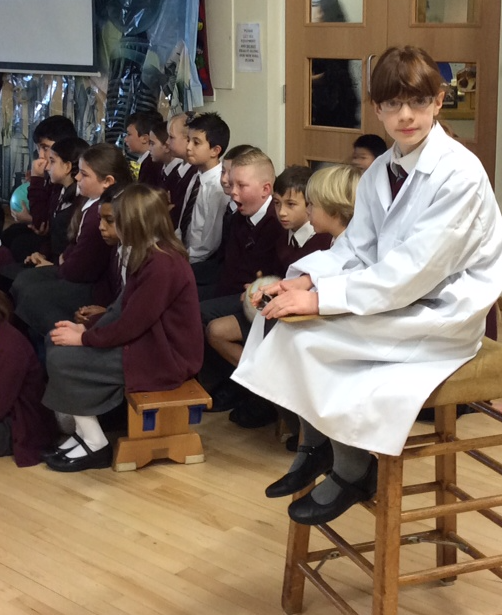 Year 5 autumn assembly