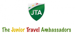 Junior Travel Ambassador's badge