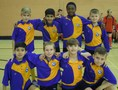 <p>Year 5  Boys   Indoor Athletics District Champions</p>