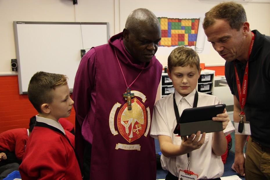 Archbishop of York 1