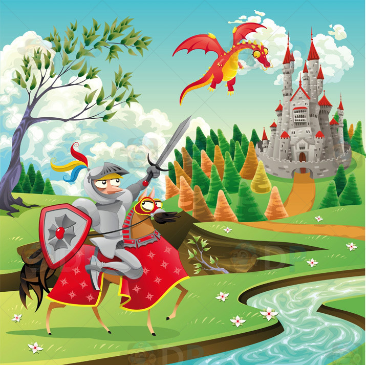 Term 1 - Castles and Dragons