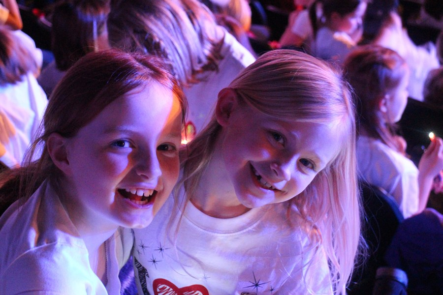Click HERE for photographs of Young Voices 2016