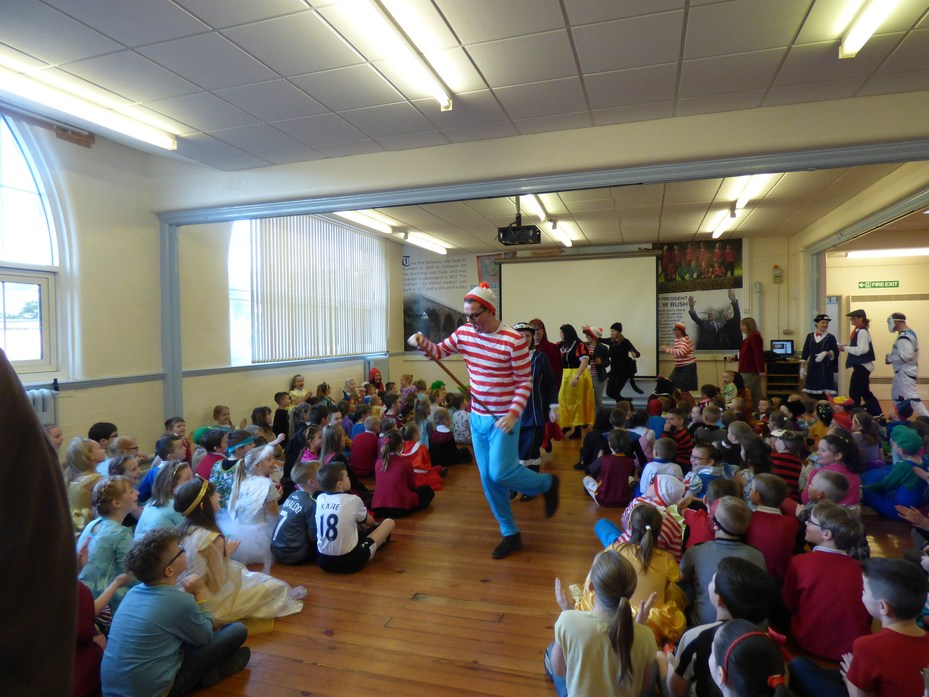 Mr Wheres Wally