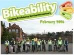 Bikeability 2016