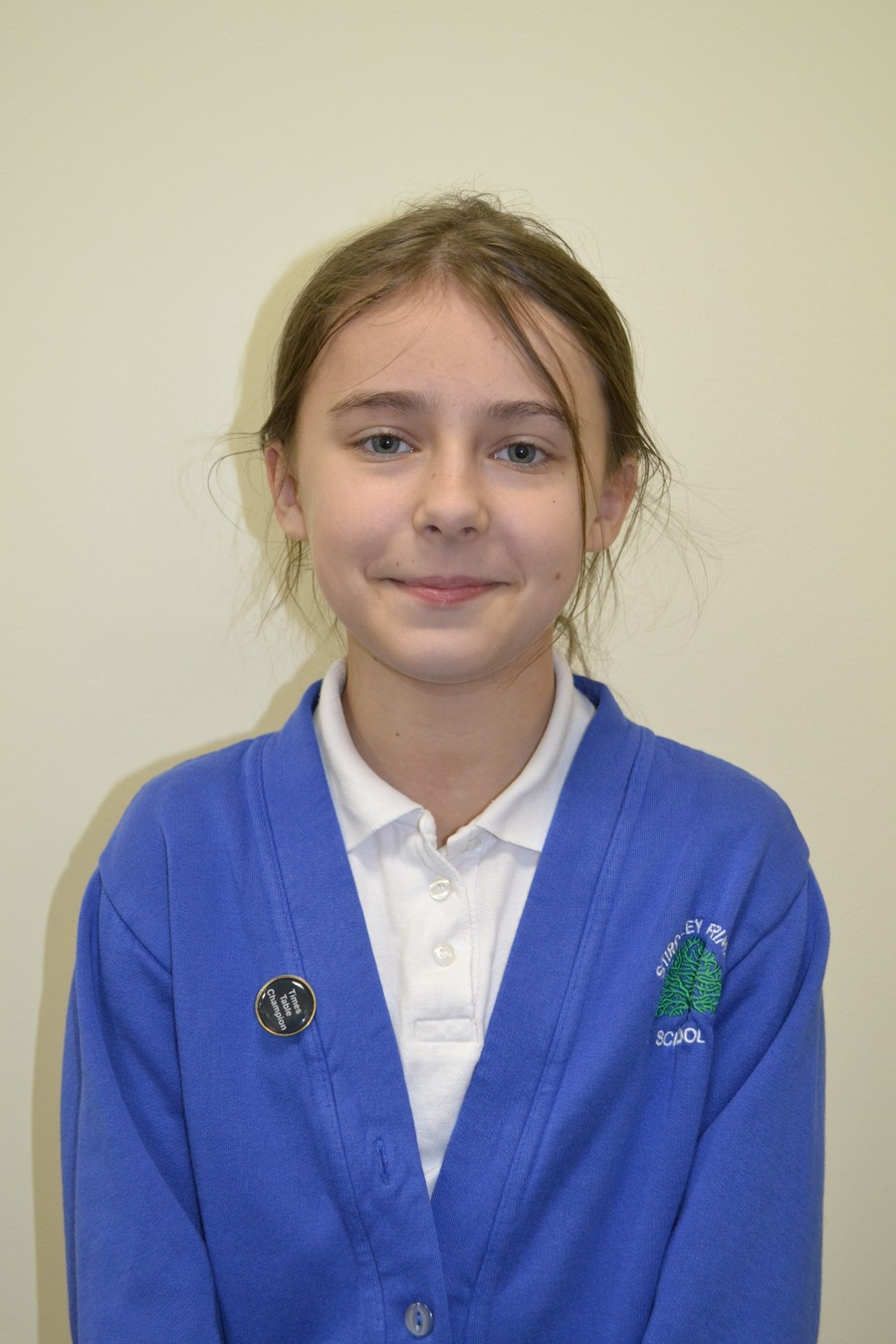 Well done Phoebe!