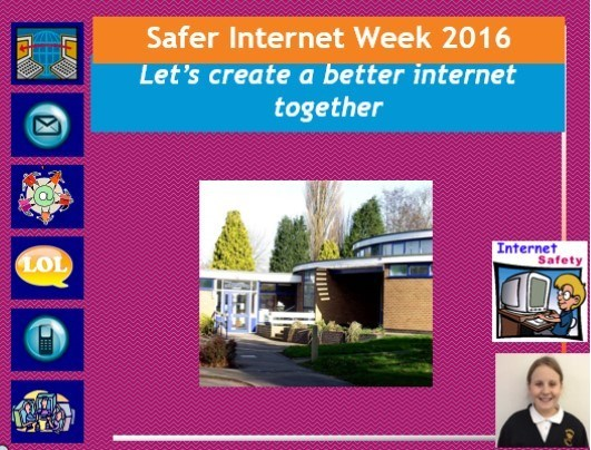 E-Safety PowerPoint for Assemby by Digital Leaders