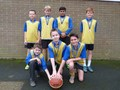 Year 7 Boys   Basket Ball     District Runners Up<br>