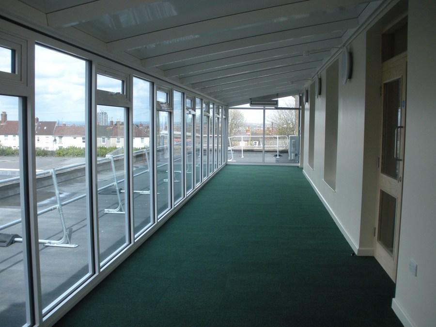 New walkway now open!