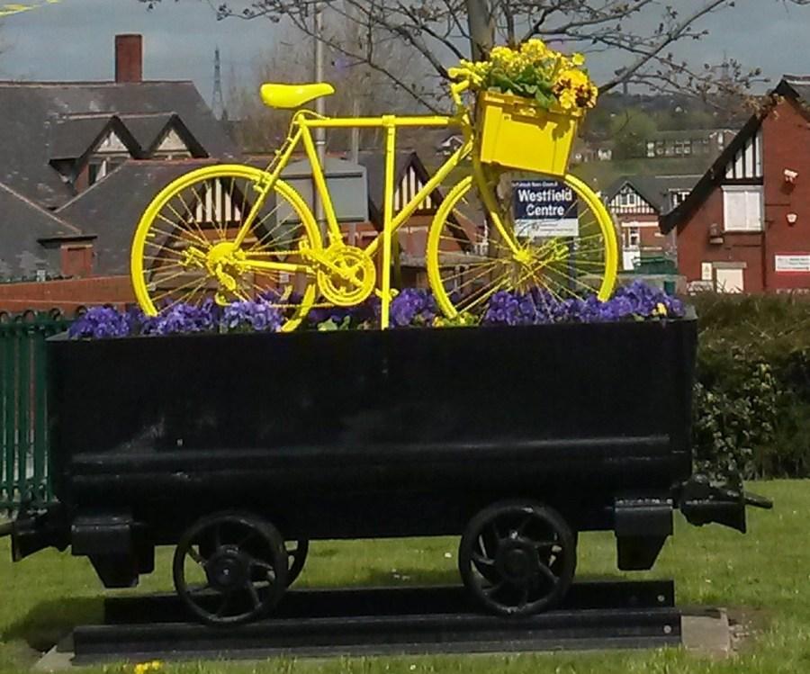 Celebrating Tour De Yorkshire