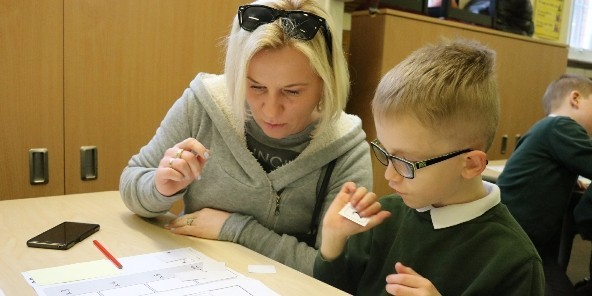 Latest News - Year 3, parents & practical maths!