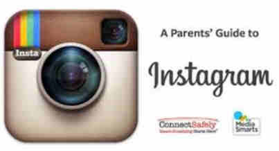 Instogram Guide for Parents