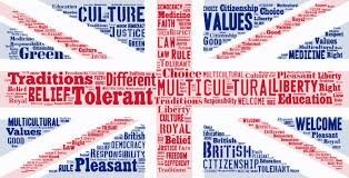 British Values Flag